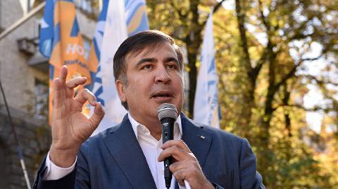 Саакашвили: путь из шестёрок в джокеры