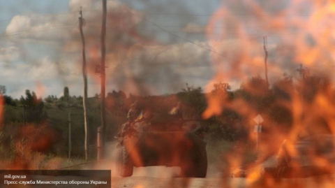 Запах войны: зачем ВСУ ударили под Дебальцево