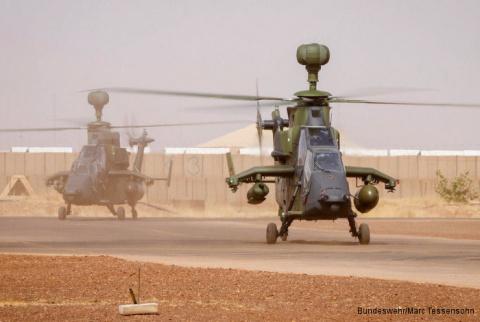 В Мали разбился немецкий уда…