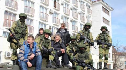 Обгоняя Голливуд: «Крым» Але…