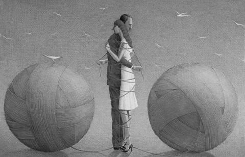 «Я свяжу тебе жизнь...»: трогательное стихотворение о сути земной любви