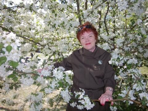 Людмила Фадеева (Буканова)