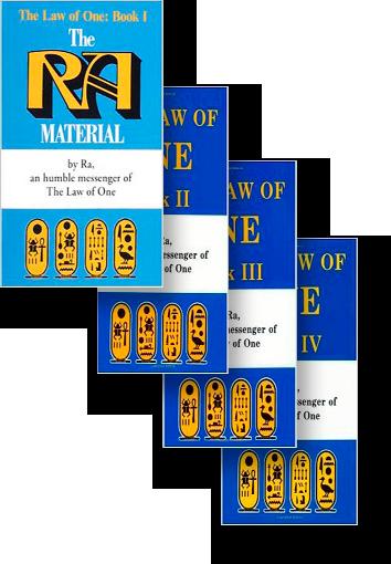 Материал Ра. Закон Одного. Книга 4. Сеанс103.