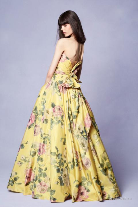 30 лучших платьев из круизных коллекций 2018