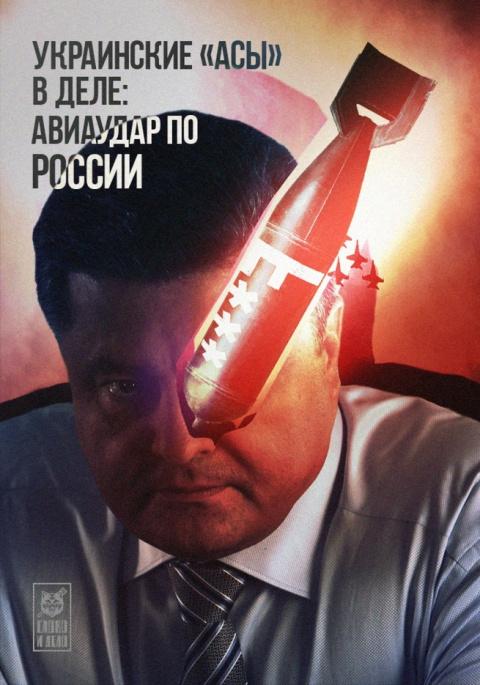 Украинские «асы» в деле: ави…