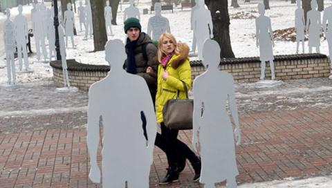 Украина вымирает по плану: о…