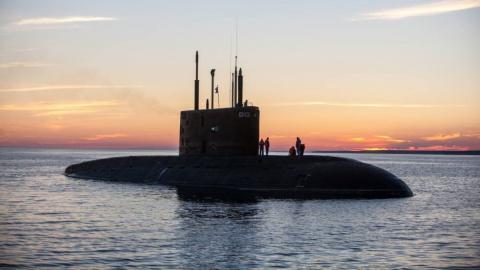 Субмарина пятого поколения «Хаски» обрела свой облик