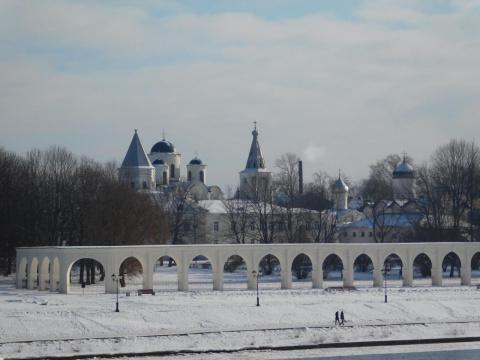 Господин Великий Новгород зи…