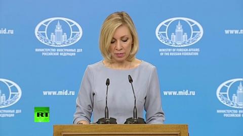 Захарова заявила о «насильственной украинизации» русскоязычного населения Киевом