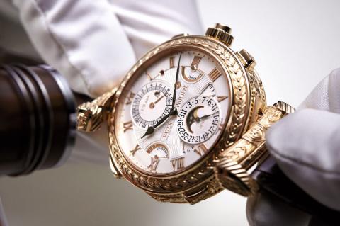 Как делают часы стоимостью в 2.6млн. долларов. Patek Philippe 5175R Grandmaster Chime