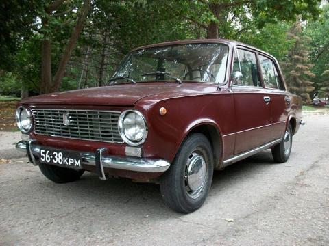 «Итальянец» в России: 7 фактов о «ВАЗ-2101»