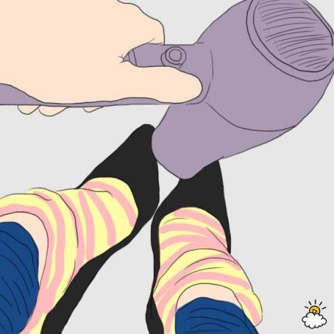 Ваши ножки будут вам благодарны за эти  хитрости — 10 обувных лайфхаков