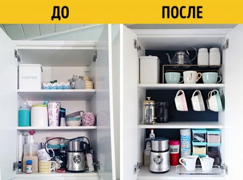 20 идей, как разложить вещи …