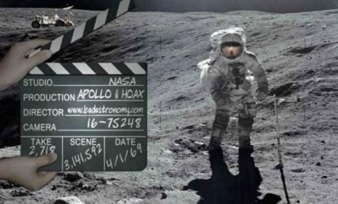 Американцы не были на Луне: …
