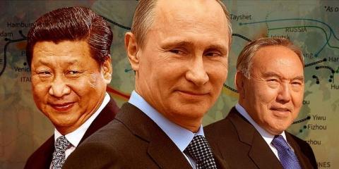 Китай зовет: какую выгоду принесет России «Великий шелковый путь». Максим Равреба