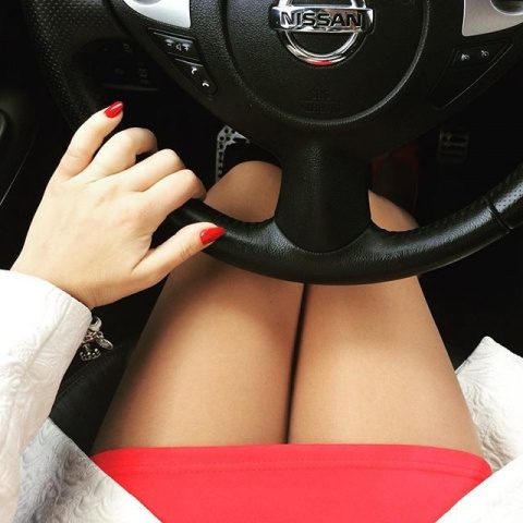 Женщинам за рулём посвящается! Обязательно посмотрите!