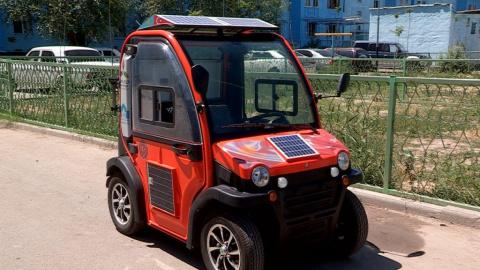 Возможно, революция: электромобиль за 200 долларов!