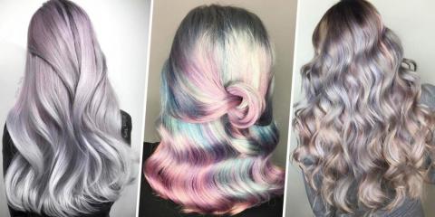 Новый hair-тренд: перламутро…