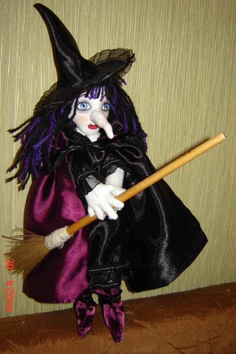 Ведьмочка Гликерия