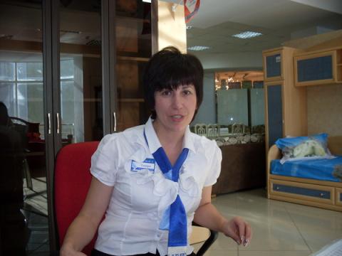 Тамара Сермягина