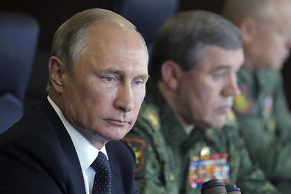 Путин ввел санкции против Се…