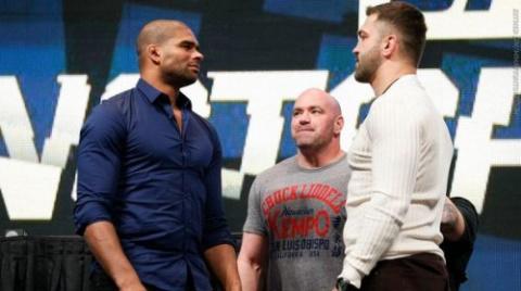 Прогноз на UFC. Алистар Оверим – Андрей Орловский