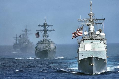 «Черный эскадрон» США точит …