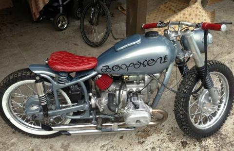 Мотоциклы «Урал», выпускаемые на Ирбитском мотоциклетном заводе, считались гордостью СССР...
