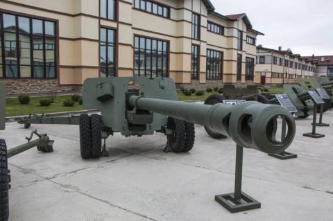 Рассказы об оружии. 100-мм п…