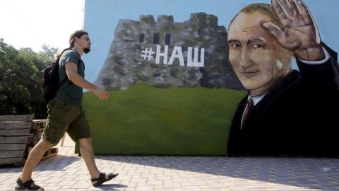 Die Welt: Жители Крыма жалею…