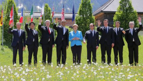 Обама: лидеры G7 в замешател…