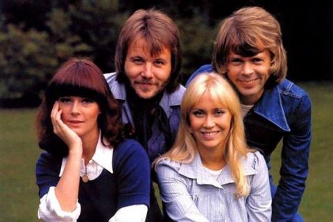 Группа ABBA тогда и сейчас. …