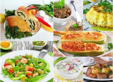 7 ужинов: рецепты вкусных летних блюд