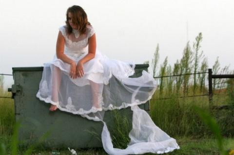 Развёлся с женой через два часа после свадьбы