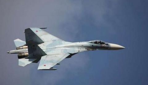 Су-27 не позволил натовскому…
