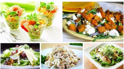 ТОП-5 салатов, которые обяза…