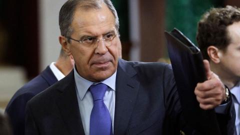 Лавров посоветовал генсеку НАТО «не лезть к микрофону»