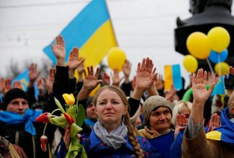 Что несёт миру Український свiт? Владислав Гулевич