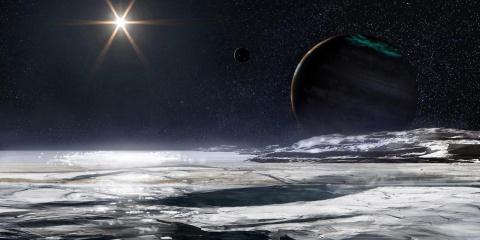 Поиски жизни в Солнечной системе