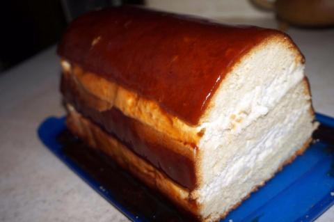 Творожный крем для бисквита