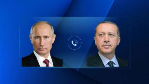 Разговор Владимира Путина и …