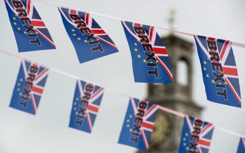 Британцы выходят из Евросоюза!