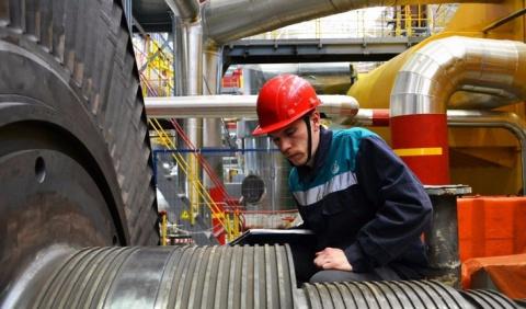Впервые в России выполнены уникальные работы по модернизации турбины энергоблока АЭС