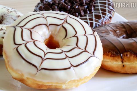 Домашние пончики: рецепт от …