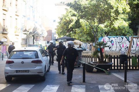 Спустя сутки после теракта в Барселоне: 15 человек в тяжелом состоянии