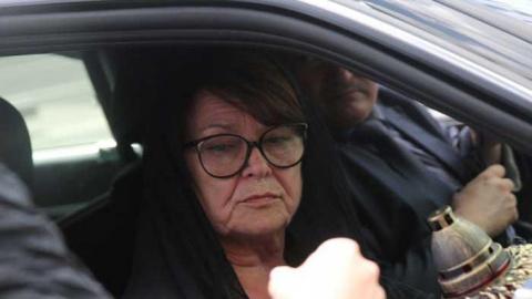 Ольга Копылова вместе с дочерью Натальей побывали в полиции