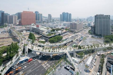 В Сеуле стало очередным необ…