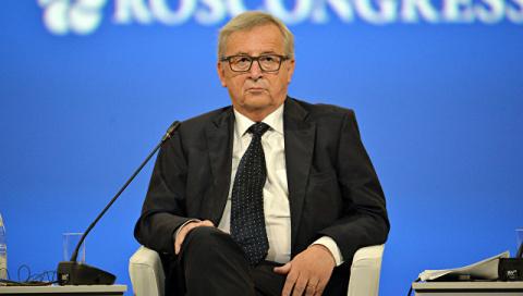 Аксенов покинул выступление Юнкера на ПМЭФ из-за его оценок действий России