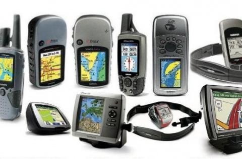Навигатор GPS для рыбака-популярно и на пальцах