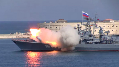 На острие: возле Одессы появились первые военные базы России
